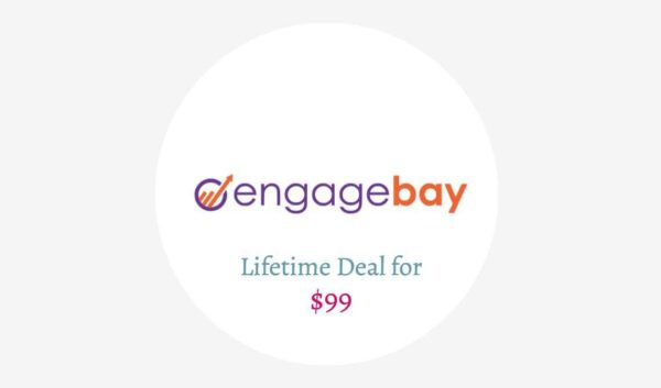 EngageBay Lifetime Deal