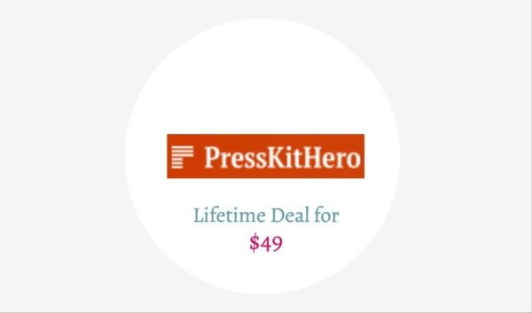 PressKitHero Lifetime Deal