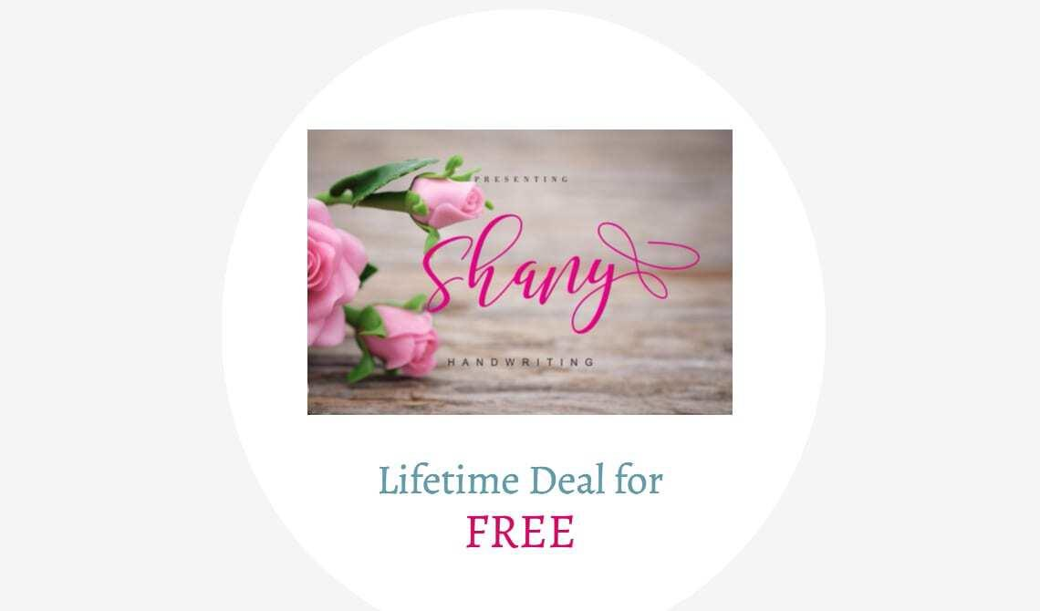 Shany Free Lifetime Deal