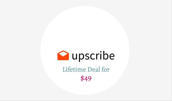 Upscribe Lifetime Deal