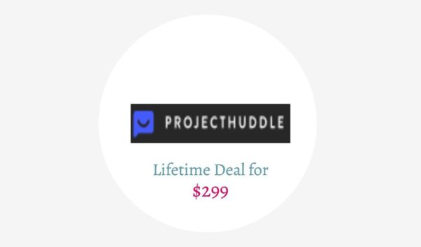 ProjectHuddle Lifetime Deal