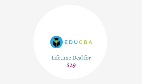 EduCBA Business Bundle Lifetime Deal