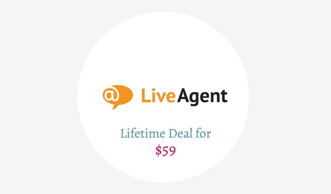 LiveAgent Lifetime Deal