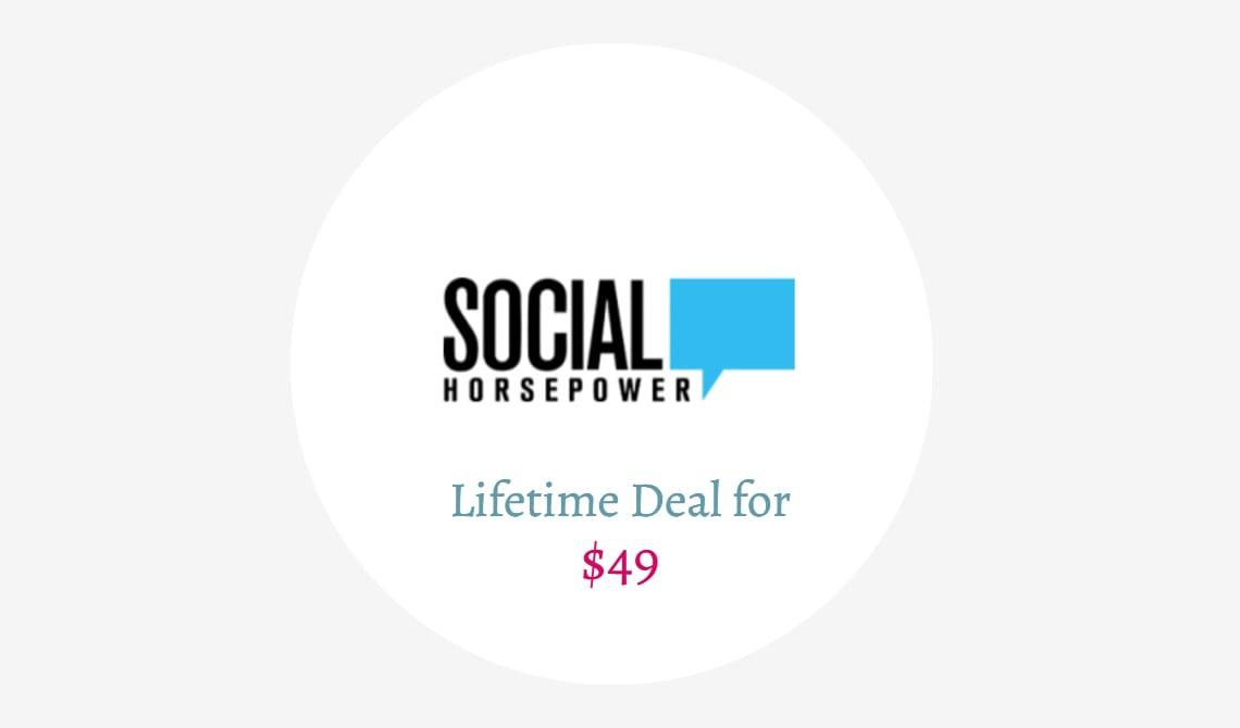 Social HorsePower Lifetime deal