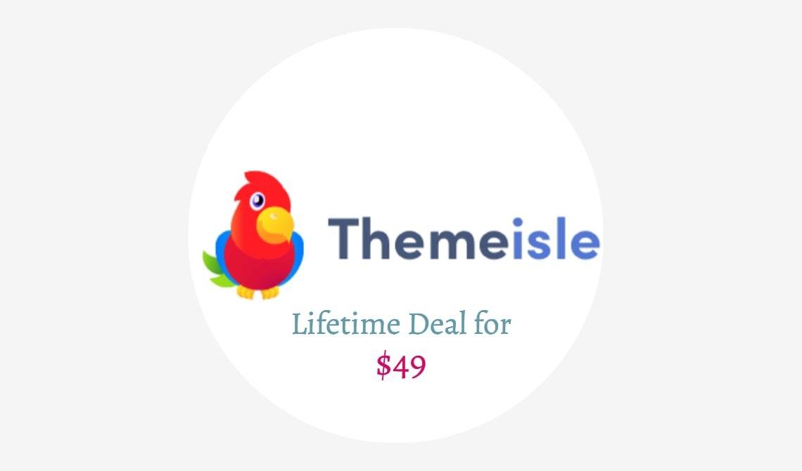 ThemeIsle lifetime deal