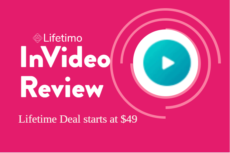 InVideo Review + Lifetime Deal
