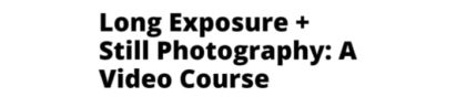 phtography lifetime deal