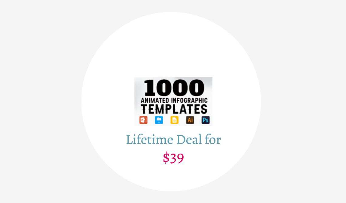 Animated Infographic Templates Bundle Deal