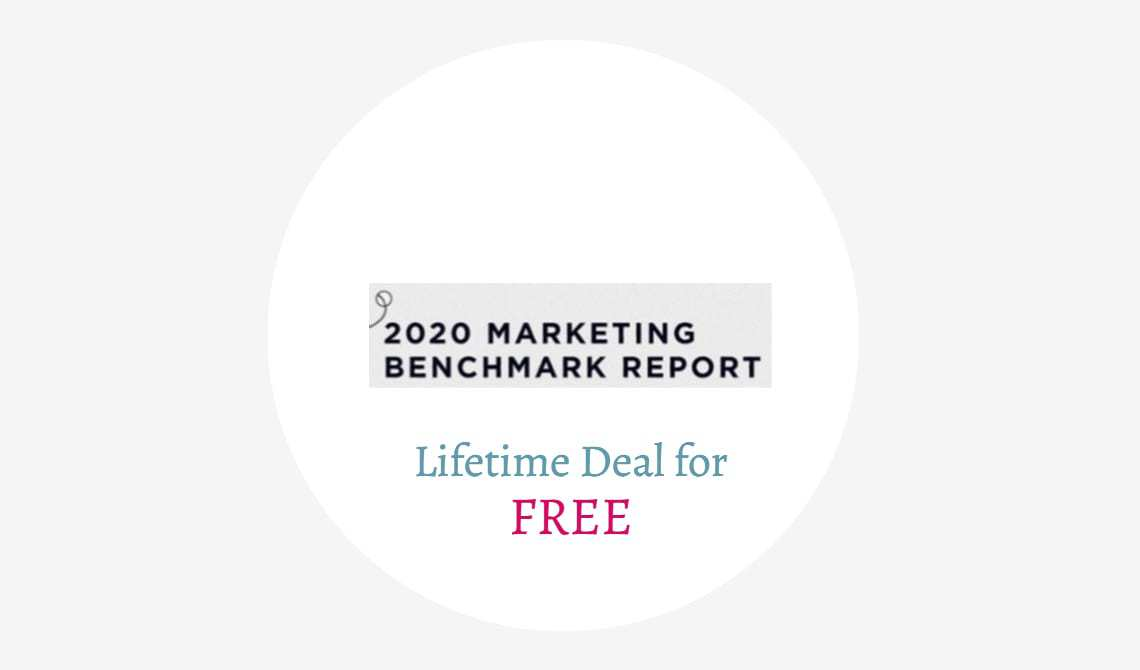 Marketing Benchmark Report 2020
