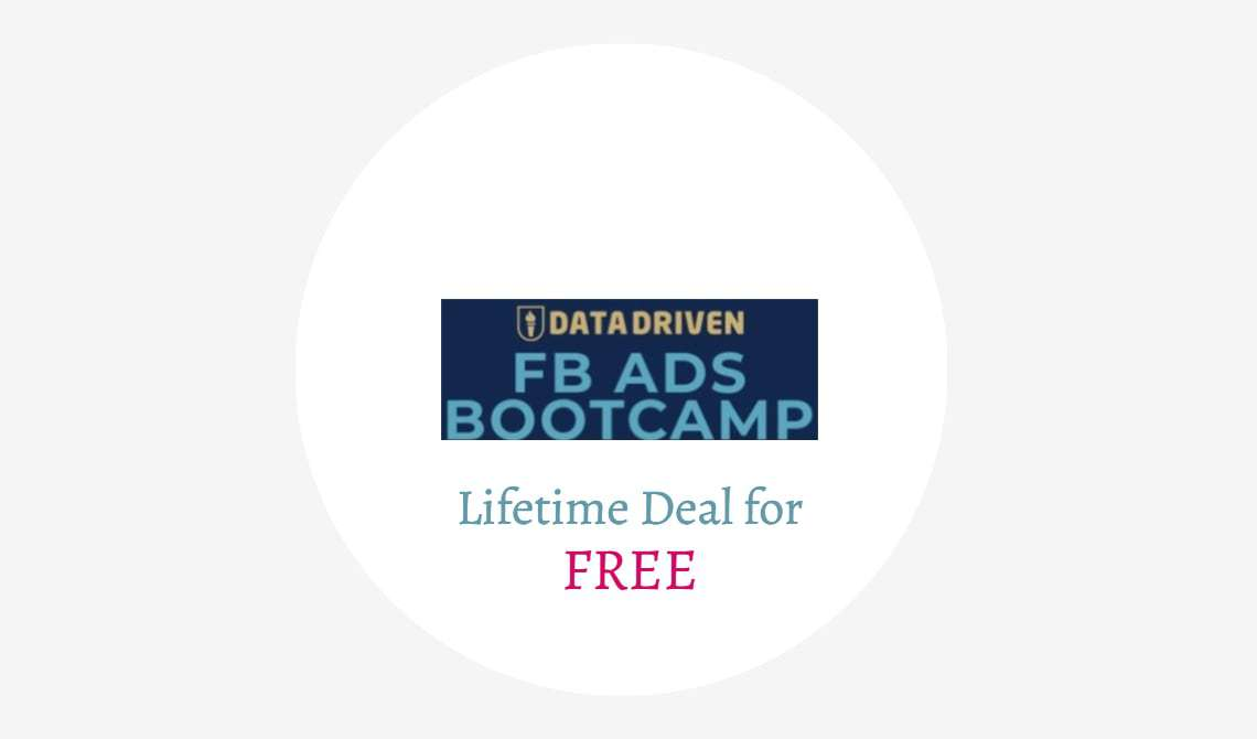 Facebook Ads Bootcamp Lifetime Deal