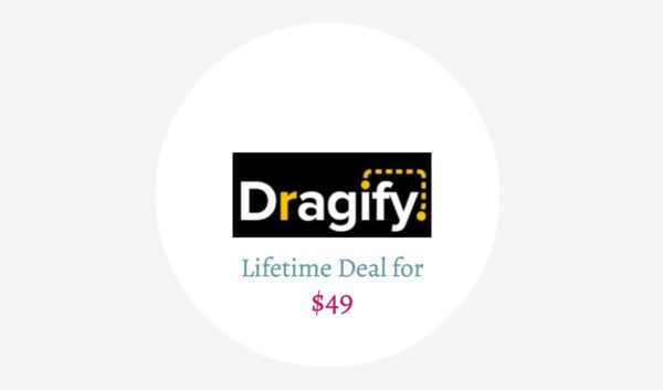 Dragify Lifetime Deal