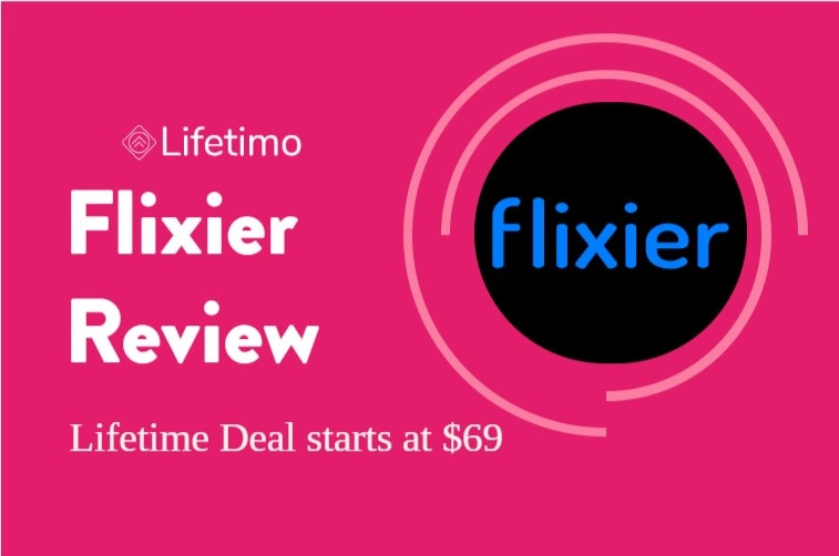 Flixier Review + Lifetime Deal