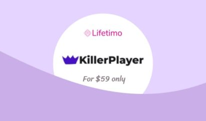 KillerPlayer Lifetime Deal