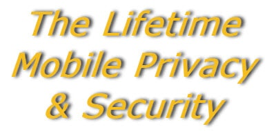 The Lifetime Mobile Privacy & Security logo