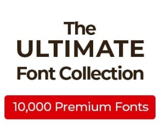 Ultimate Font Collection Lifetime Deal