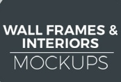 Wall Frames and Interior Scenes Bundle Deal